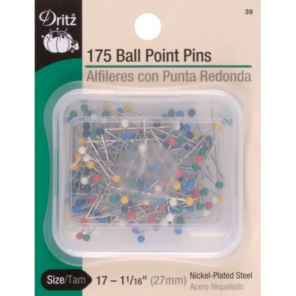 Color Ball Point Pins