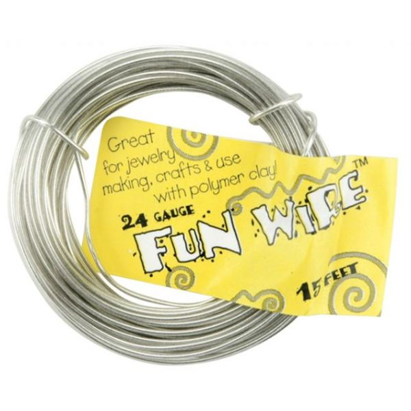 Plastic Coated Fun Wire
