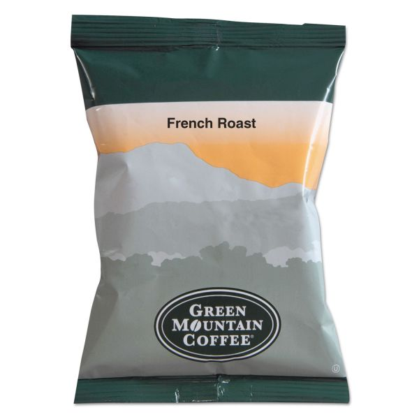 Green Mountain Coffee French Roast Coffee Fraction Packs