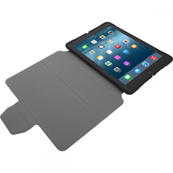 Targus 3D Protection THZ635GL Carrying Case for iPad Air, iPad Air 2 - Black