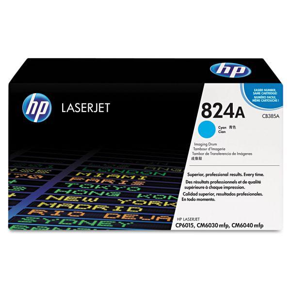 HP 824A Cyan Imaging Unit (CB385A)