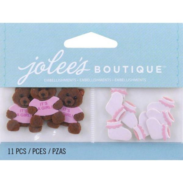Jolee's Boutique Dimensional Embellishments
