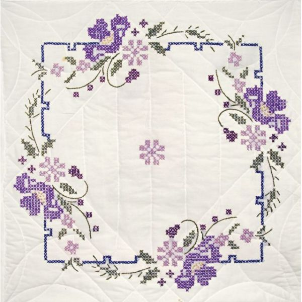 Fairway Stamped Quilt Blocks