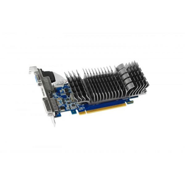 Asus GT610-2GD3-CSM GeForce GT 610 Graphic Card - 810 MHz Core - 2 GB DDR3 SDRAM - Low-profile