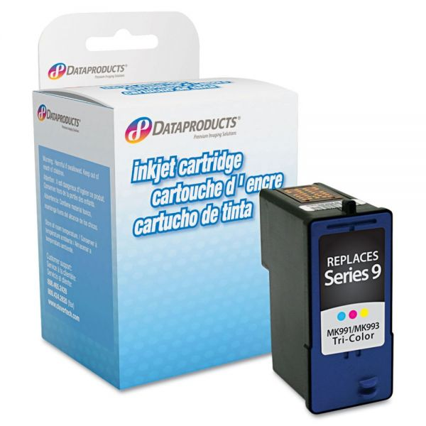 Dataproducts Remanufactured Dell Series 9 Color Ink Cartridge