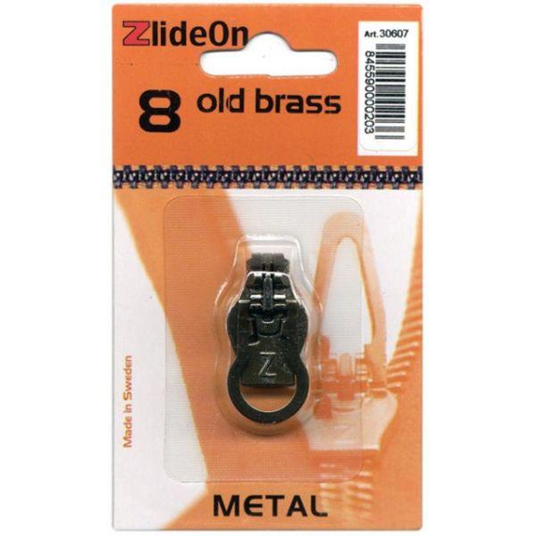 ZlideOn Zipper Pull Replacements Metal 8