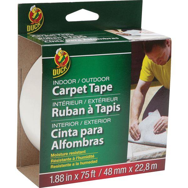 Duck Indoor/Outdoor Double Sided Carpet Tape