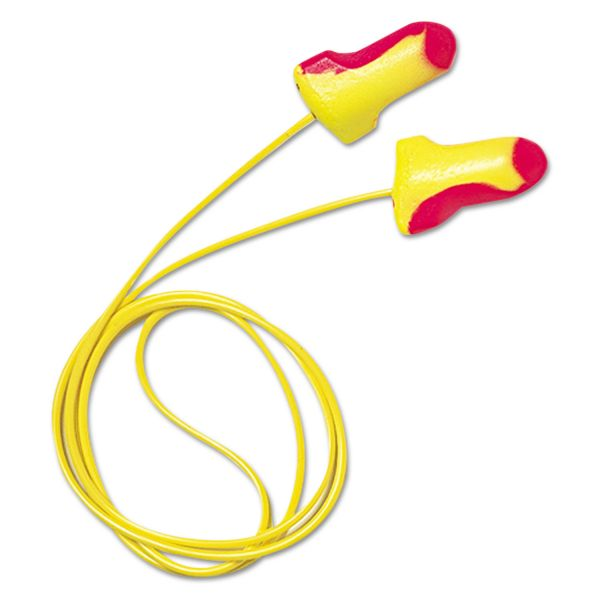 Howard Leight Laser Lite Reusable Corded Foam Ear Plugs