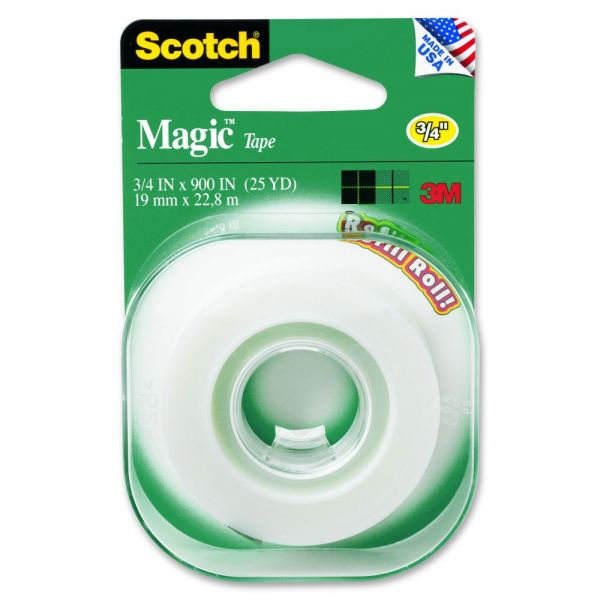 Scotch Magic Invisible Tape Refill