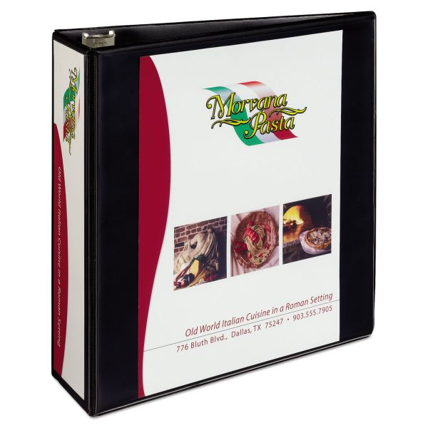 "Avery Heavy-Duty Reference 3"" 3-Ring View Binder"