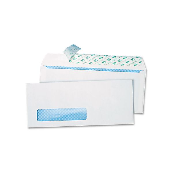 Quality Park Redi-Strip Window Envelopes