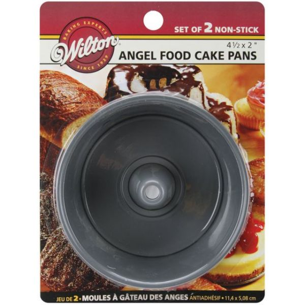 Wilton Mini Angel Food Cake Pans