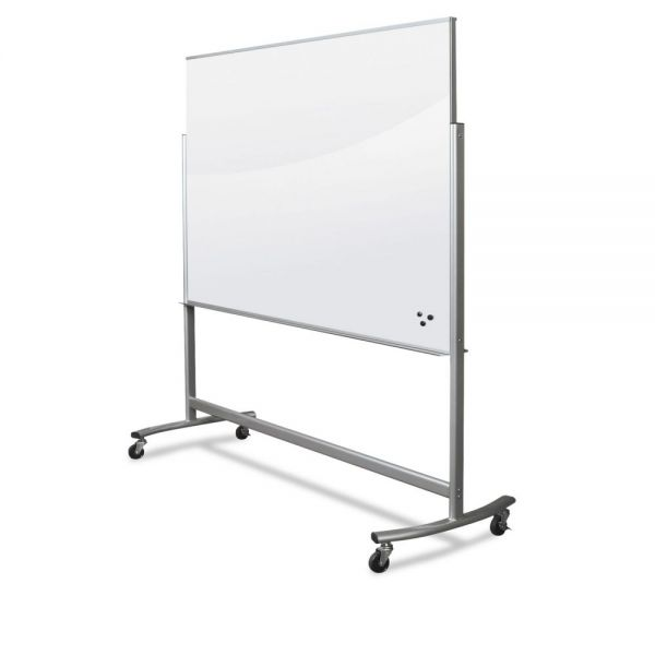 Best-Rite Glass Dry Erase Easel