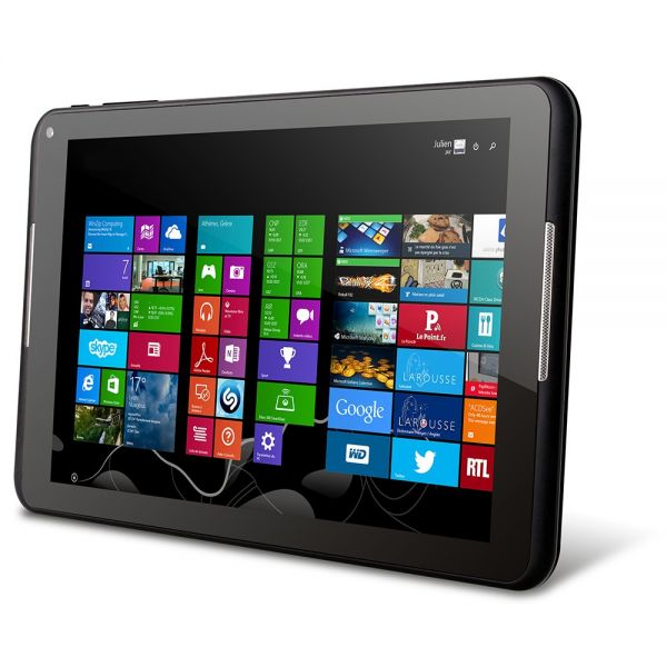 "Vulcan Challenger II VTA0800 16 GB Net-tablet PC - 8.9"" - In-plane Switching (IPS) Technology - Black"