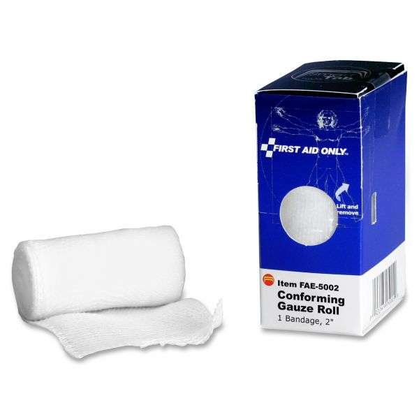 First Aid Only Conforming Gauze Roll