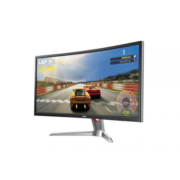 "BenQ XR3501 35"" LED LCD Monitor - 21:9 - 12 ms"