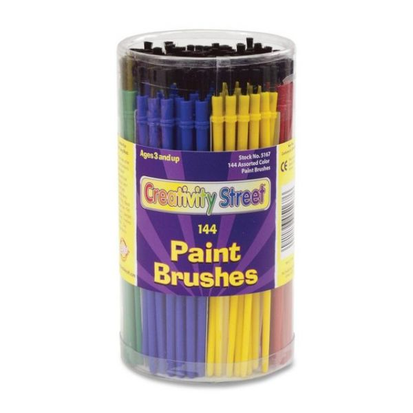 Creativity Street Classroom Paint Brushes