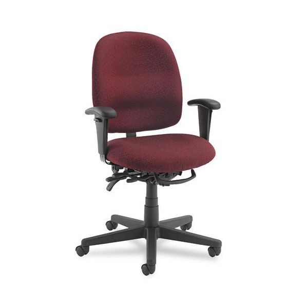 Global Granada Series Low Back Multi-Tilter Chair