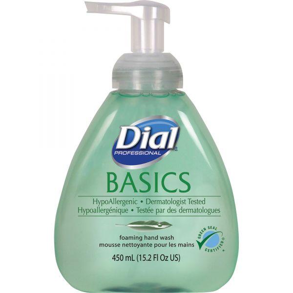 Dial Basics Foaming Hand Soap w/ Aloe