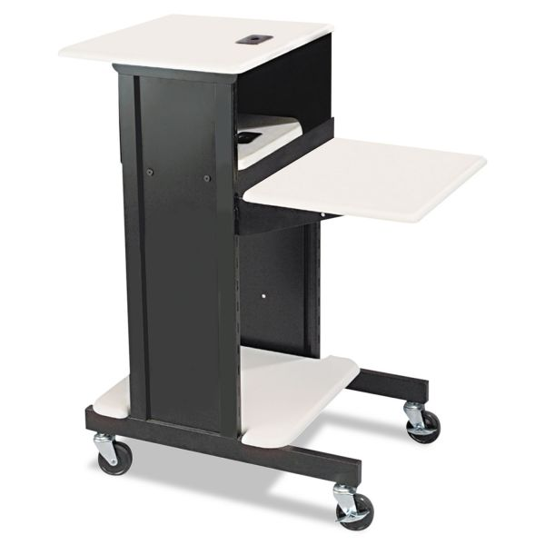 Balt 3-Shelf Presentation Cart