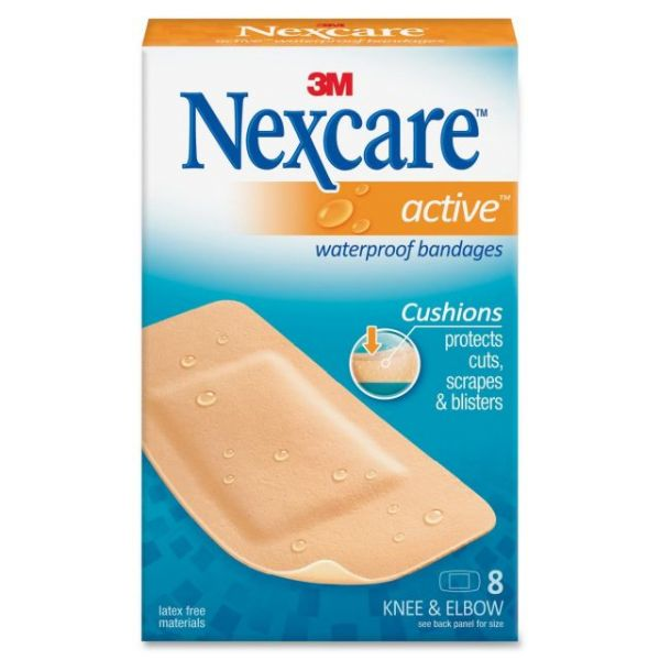 Nexcare Knee/Elbow Bandages