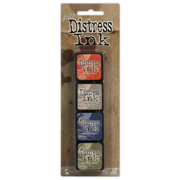 Ranger Distress Mini Ink Kits - Kit 5