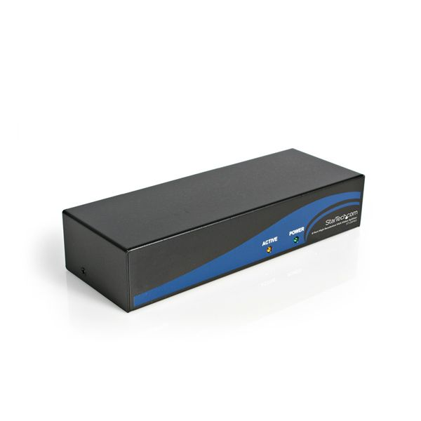 StarTech.com 8 Port High Resolution VGA Video Splitter - 300 MHz