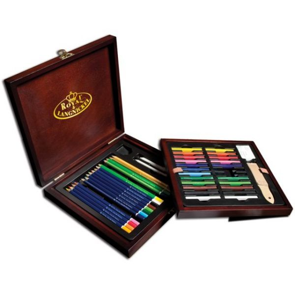 Premier Drawing Pencil Box Set