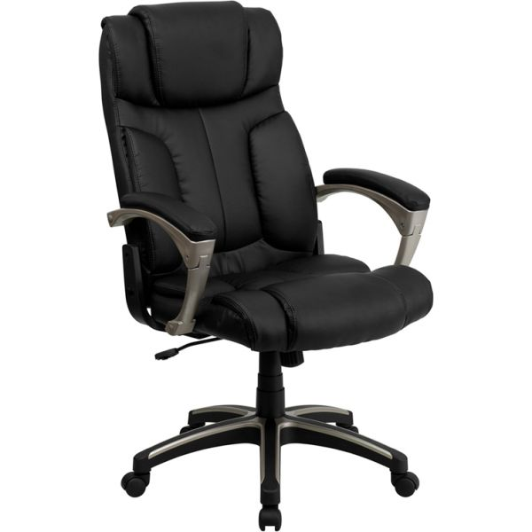 Flash Furniture High Back Executive Swivel Office Chair [BT-9875H-GG]