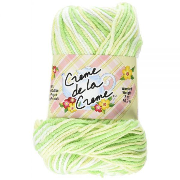 Creme de la Creme Yarn - Lime