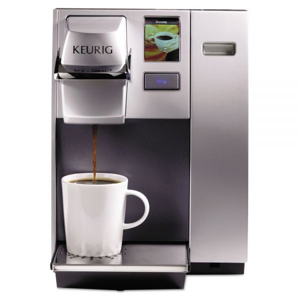 Keurig OfficePRO K155 Premier Single-Cup Brewing System