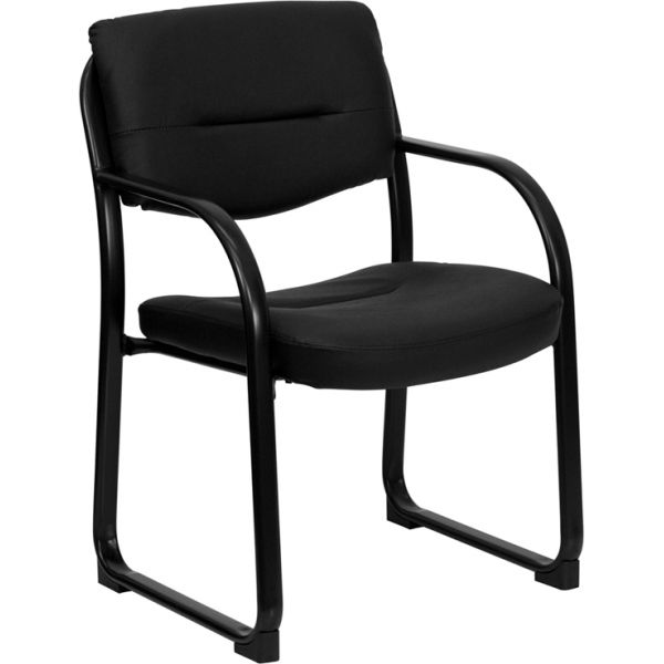 Flash Furniture Bonded Leather Side Chair