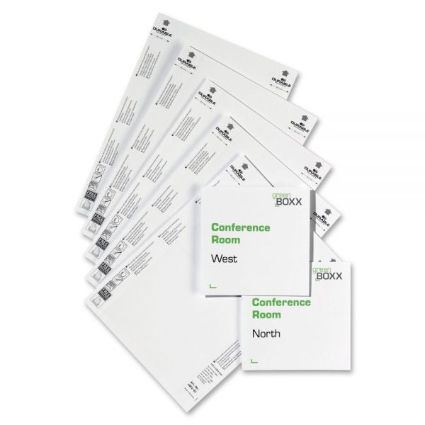 Durable Click Sign Inserts