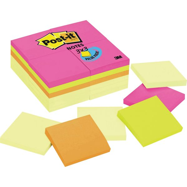 "Post-it 3"" x 3"" Notes"