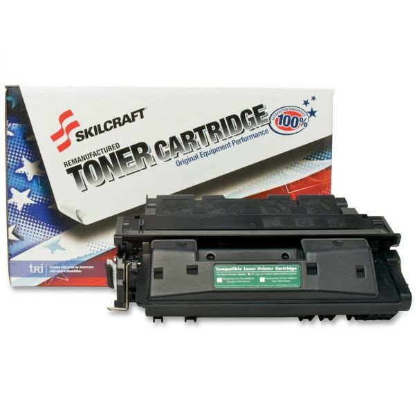 Skilcraft Remanufactured HP 5606574 Toner Cartridge