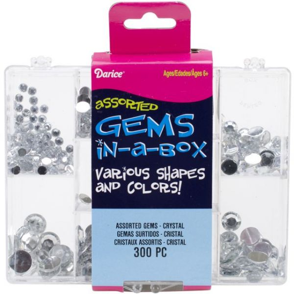 Gems In A Box 300/Pkg