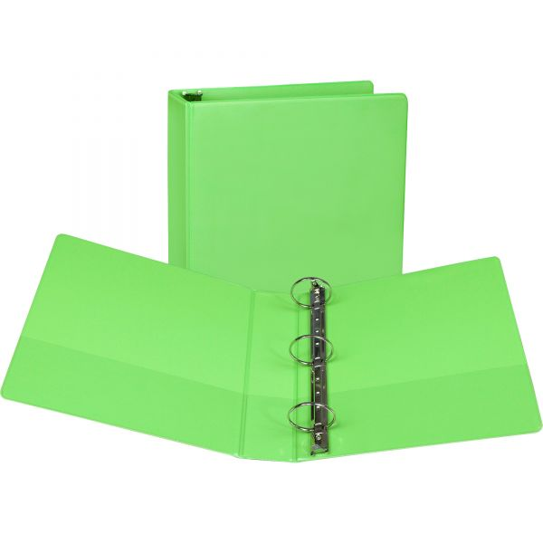 """Samsill 100% Recyclable 2"""" 3-Ring View Binders"""