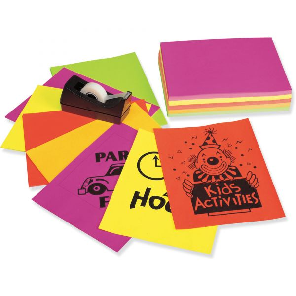 Pacon Colored Bond Paper