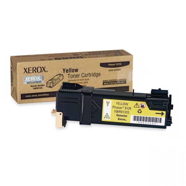 Xerox 106R01333 Yellow Toner Cartridge