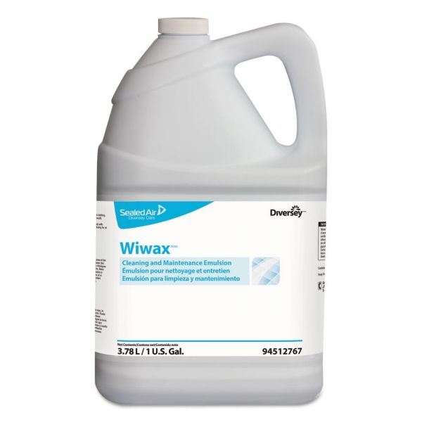 Diversey Wiwax Cleaning & Maintenance Emulsion