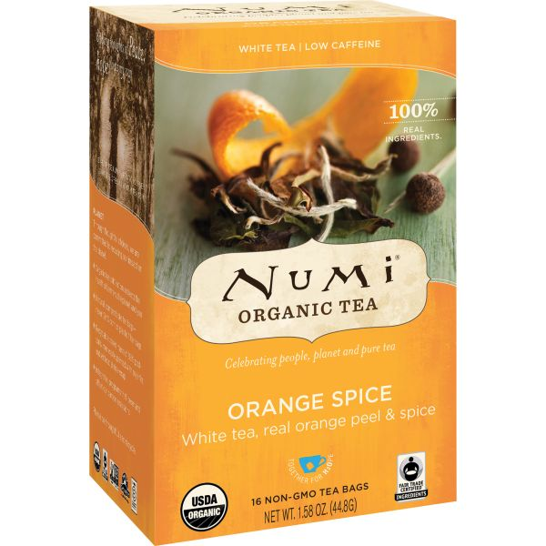 Numi Organic White Tea