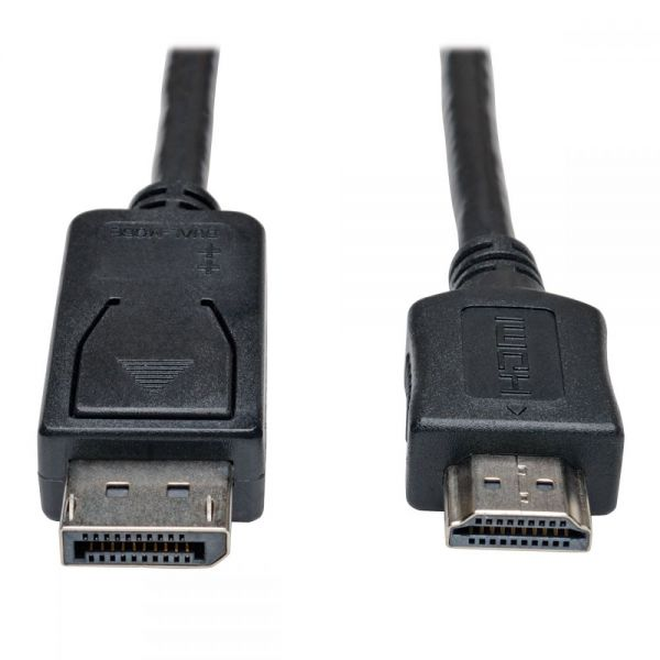 Tripp Lite 10ft DisplayPort to HD Cable Adapter HDCP 1080P M/M
