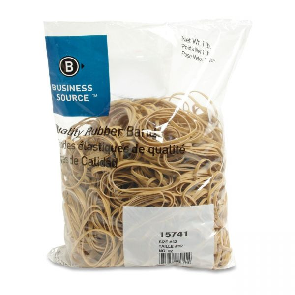 Business Source #32 Rubber Bands