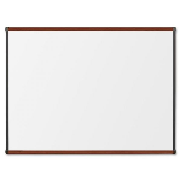 Lorell Superior Surface 4' x 3' Dry Erase Board