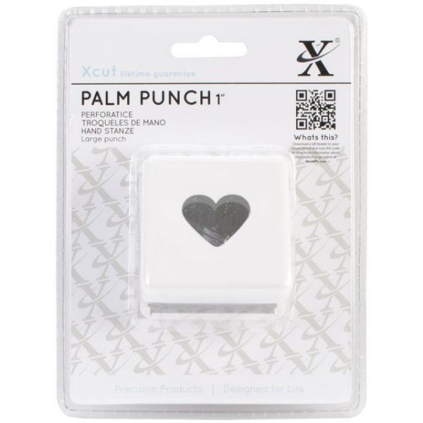 Xcut Large Palm Punch