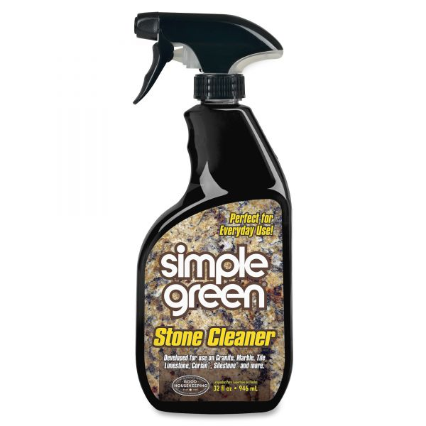 simple green Non-Abrasive Stone Cleaner