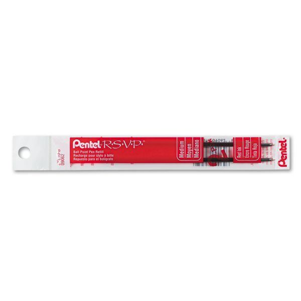 Pentel R.S.V.P. Ballpoint Pen Refills