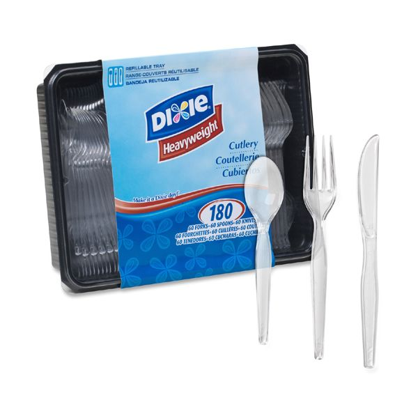 Dixie Heavyweight Cutlery Keeper: Spoons, Knives, and Forks
