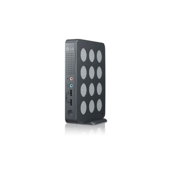 LG CBV42 Zero Client - Teradici Tera2321 - Matte Black