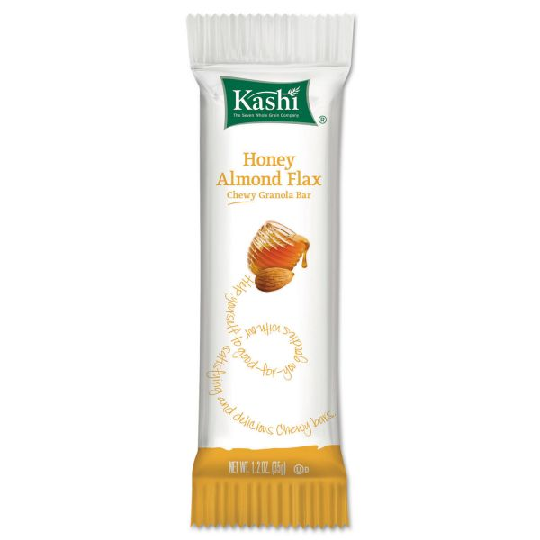 Kashi Kashi TLC Chewy Granola Bars, Honey Almond Flax, 35 g, 12/Box